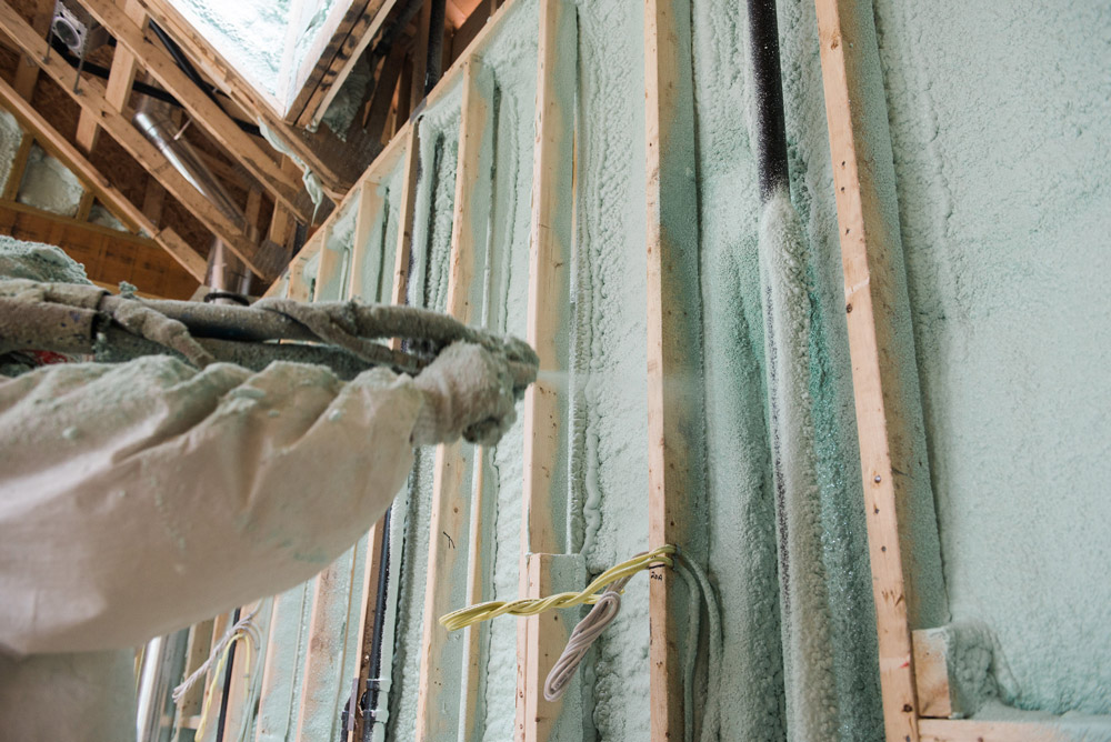 Spray Foam Insulation Products Ontario