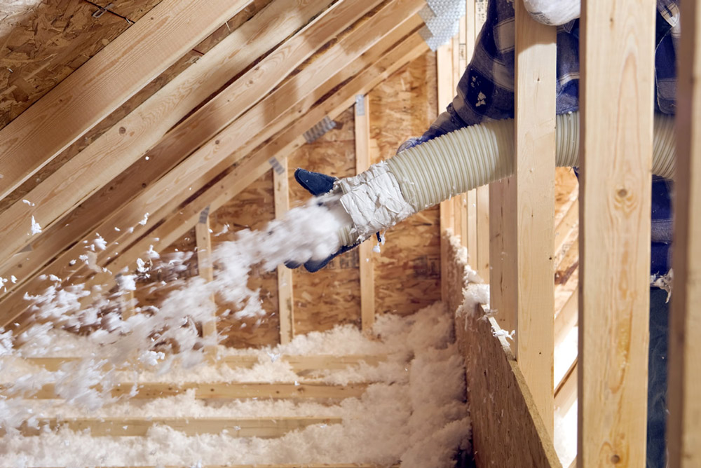 Blown In Cellulose Insulation Products Ontario